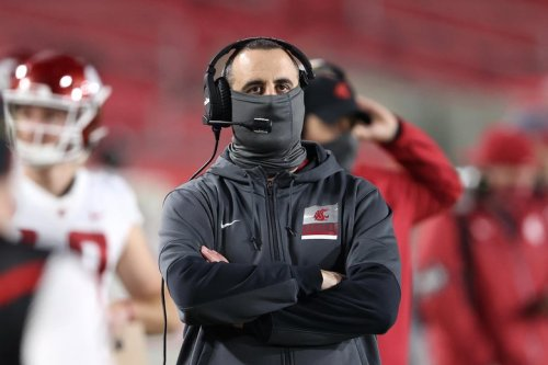 The Bigger Reason Washington State Fired Its Vaccine-Refusing Football Coach