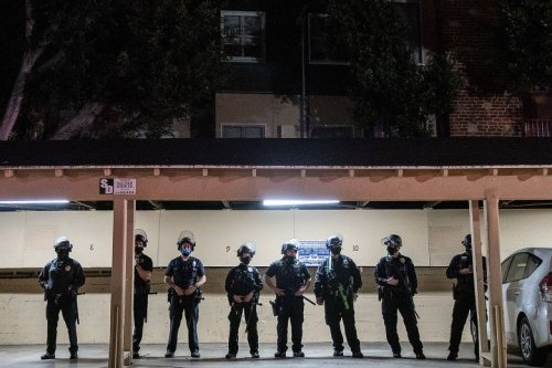 Americans Don't Want to Defund the Police. Here's What They Do Want.