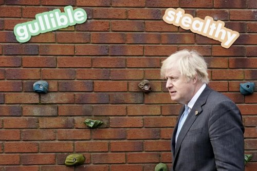 The Best Photos We Didn't Use This Week: Is Boris Johnson Living in a Children's Book?