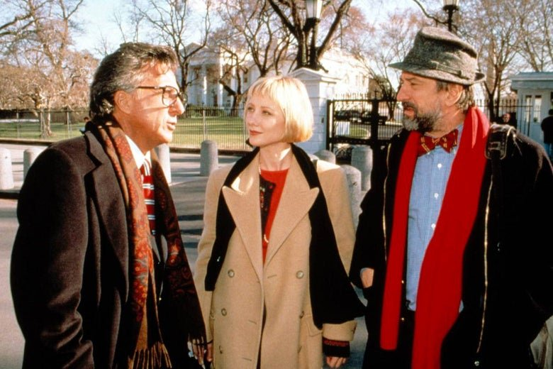 """Watching """"Wag the Dog"""" in 2020 is almost comforting"""
