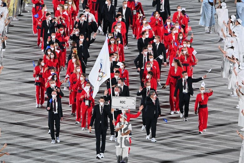 """We Will ROC You: How Russia Benefited From Olympic """"Ban"""""""