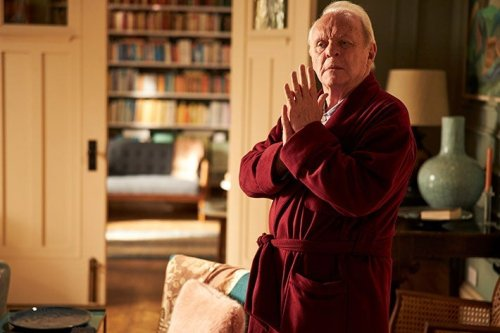 The Other Way Anthony Hopkins' Win Was Historic: He's Openly Autistic