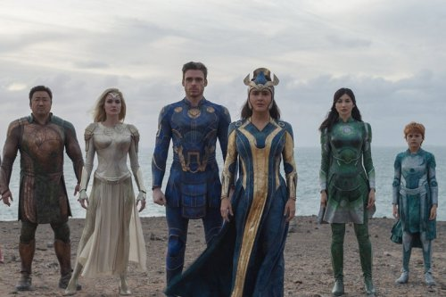 Eternals Is a Disaster of Intergalactic Proportions