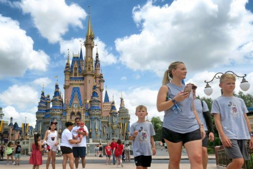 """What It's Like to Work at the Now Entirely Maskless Disney World: """"We're Not Getting Paid Enough"""""""