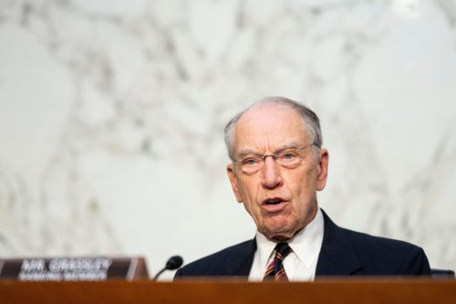Why This Very, Very Old Senator Is Going for It Again