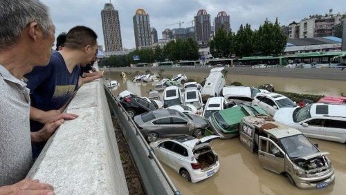 Après les inondations inédites de Zhengzhou, la Chine va devoir revoir sa politique climatique