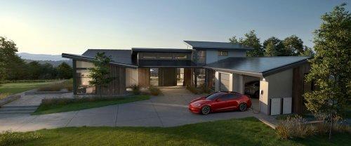 Obsession d'Elon Musk, les toits solaires de Tesla sont à la peine