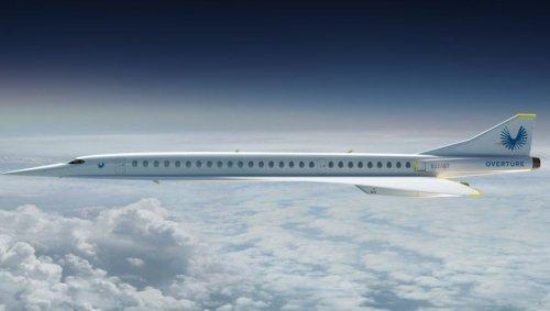 Aller à l'autre bout du monde en quatre heures pour 80 euros, le projet fou de Boom Supersonic