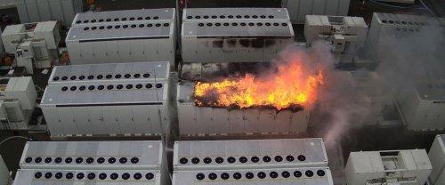 Il aura fallu 3 jours pour éteindre l'incendie de la méga-batterie Tesla en Australie