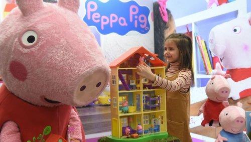 Avec la pandémie, des enfants américains parlent comme dans «Peppa Pig»