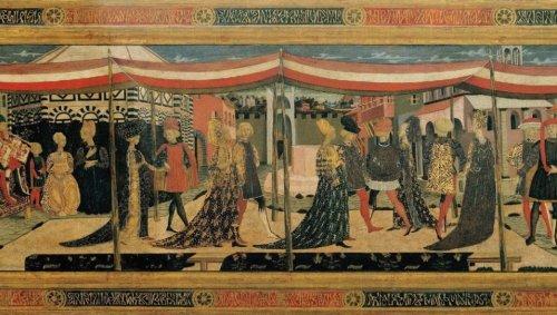 Femmes des années 1480, femmes jusqu'au bout de rien