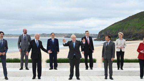 Le G7 de la jet-set