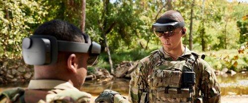 Casques AR inutilisables sous la pluie: l'US Army suspend un contrat de 22 milliards avec Microsoft