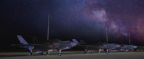 L'US Air Force trolle la trouille de l'orage du F-35