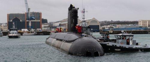 Naval Group réussit la première «greffe» mondiale de sous-marin nucléaire d'attaque