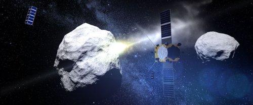 La NASA va envoyer un satellite s'écraser sur un astéroïde