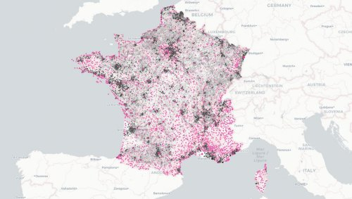 Votre ville fait-elle partie de la France glamour ou de la France backstage?