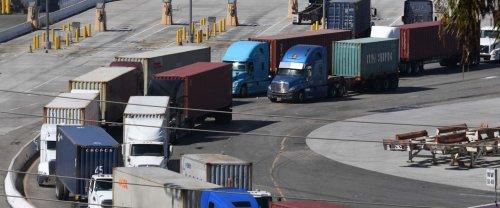 Les camions qui roulent au GNL polluent plus que le diesel