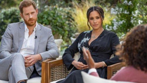 Les «confessions royales» de Meghan et Harry ébranlent la monarchie britannique