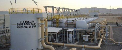 Le dessalement de l'eau vient peut-être de faire un grand pas