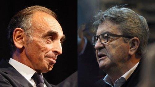 Le débat Zemmour-Mélenchon prouve le hacking électoral des chaînes d'info en continu