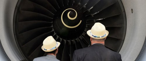 Un nouveau matériau pourrait réduire le bruit d'un avion à celui d'un sèche-cheveux