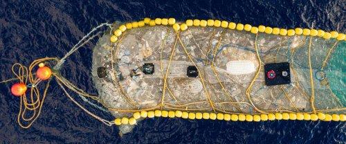 The Ocean Cleanup promet de nettoyer les océans (mais c'est complètement con)
