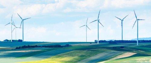 Pourquoi le changement climatique menace l'électricité éolienne