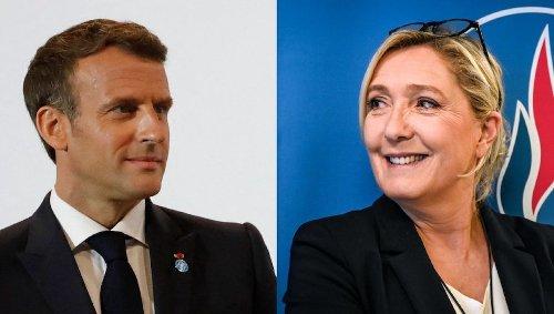 Macron, Le Pen... des marques comme les autres?