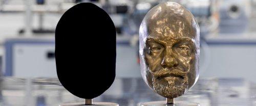 Vantablack, le noir quasi absolu qui veut conquérir Hollywood