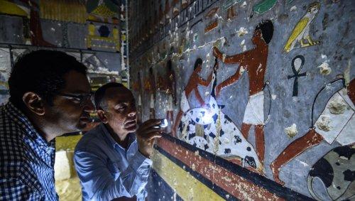 Une momie vient de bouleverser ce que nous savions sur l'Égypte antique