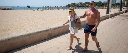 Les très chères vacances au soleil des touristes britanniques