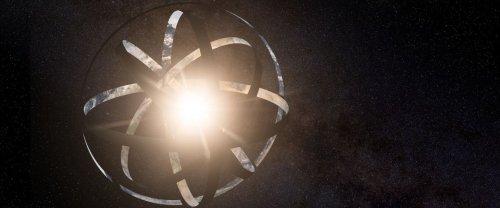 Pour découvrir les extraterrestres, cherchons des sphères de Dyson autour de trous noirs
