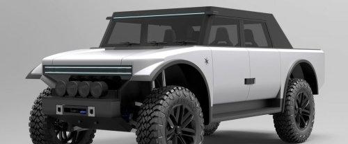Le Pioneer, un 4x4 sur batteries à l'autonomie de 7.000 km