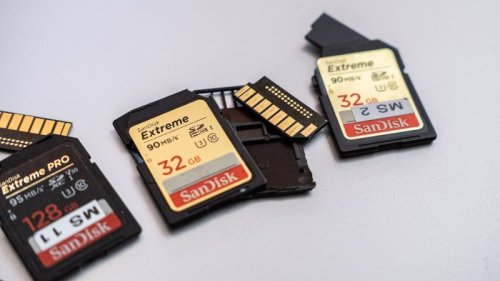 Opinion: Why I'm Never Buying Another Sandisk SD Memory Card