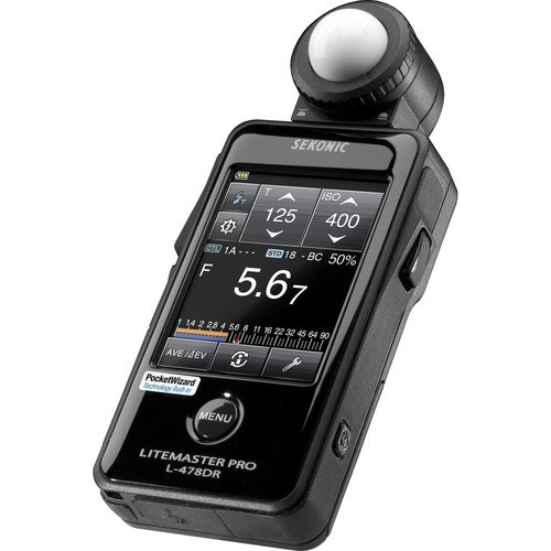 Best Light Meters for Professional Photographers