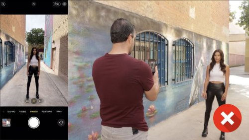 The Minimalist Challenge: The iPhone Portrait Edition