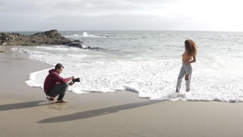 5 Beach Photography Ideas and Tips For Better Portraits