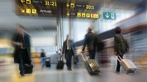 88% of Small Business Owners Enjoy Business Travel