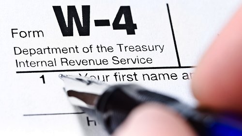 New W-4 Form: 10 Things Small Businesses Need to Know