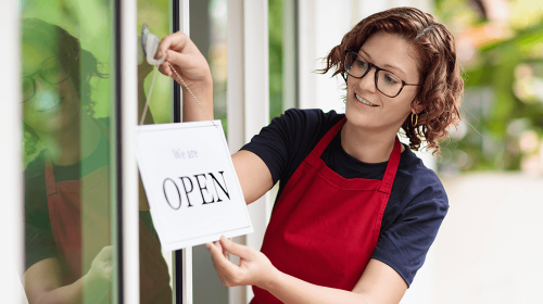 Small Businesses in Some States More Ready than Others to Re-Open