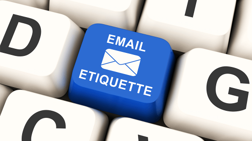 25 Email Etiquette Tips - Small Business Trends