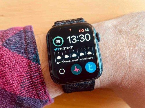 Wegen Patentstreit: AliveCor fordert US-Einfuhrstopp der Apple Watch
