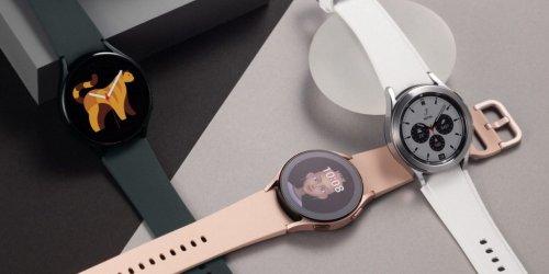 Samsung zieht seine Tizen-Apps auf die Samsung Galaxy Watch4