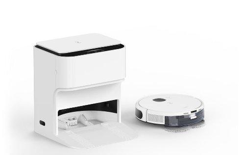Ecovacs Deebot N9+ – Saugroboter mit drehenden Wischmopps aufgetaucht