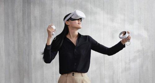 Oculus Quest 2 – Update bringt VR-Gaming via Air Link und 120Hz Support