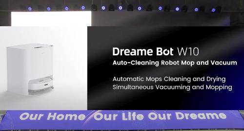 Dreame Bot Z10 Pro & Dreame Bot W10 Pro vorgestellt!