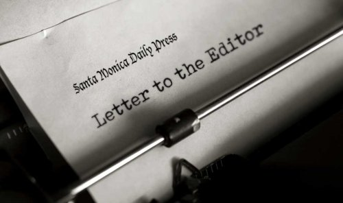 Letters to the Editor - Santa Monica Daily Press