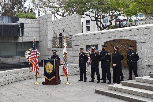 Santa Monica Police and Fire remember the fallen - Santa Monica Daily Press