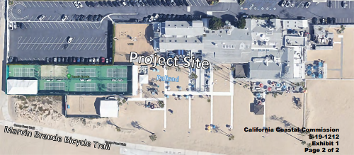 Beach Club renovations approved with conditions to improve public access - Santa Monica Daily Press